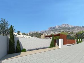 altea villa 010