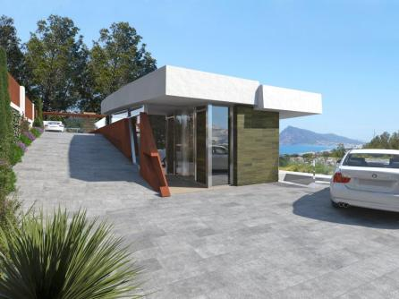 altea villa 012