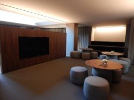 Presentation area - Somium design studio