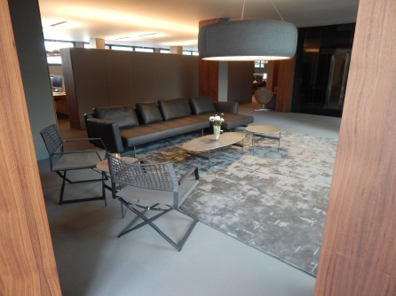 Chill out in the Somium design studio