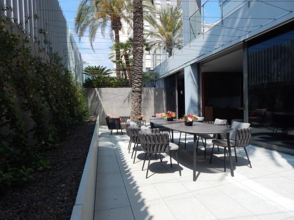 Somium design studio terrace